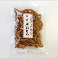 伊賀のお米を使ったカリカリかりんとう